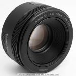 Canon 50mm stm обзор