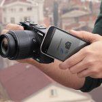 Canon передача фото по wifi