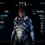 Mass effect andromeda женские персонажи
