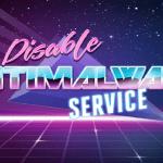 Antimalware service executable грузит диск windows 10