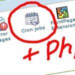 Ispmanager cron запуск php скрипта