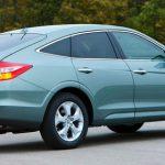 Honda crosstour отзывы владельцев