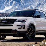 Ford explorer sport характеристики
