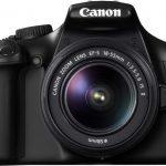 Canon 1100d характеристики отзывы цена