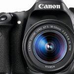 Canon eos 80d тест