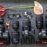 Canon полный кадр модели