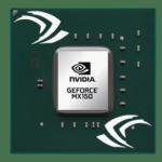 Nvidia geforce mx150 сравнить