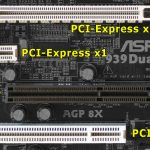 Pci express x16 slot