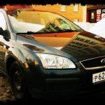 Ford focus оцинкованный кузов