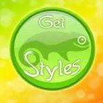 Get styles как установить тему