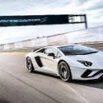 Lamborghini aventador максимальная скорость