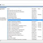 Integration services setup disk