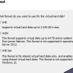 Hyper v добавить диск