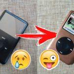 Ipod classic аккумулятор замена