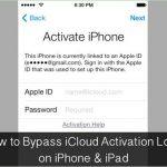 Iphone 5 обход активации icloud