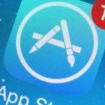 App store перестал работать