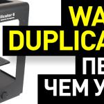 3D принтер wanhao duplicator 6 plus отзывы