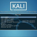 Kali linux что можно сделать