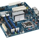 Intel desktop board dp35dp