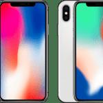 Iphone x размеры экрана в дюймах