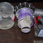 Dyson пылесос как его чистить