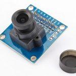 Arduino камера от телефона