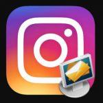 Instagram как написать сообщение с компьютера