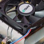 3 Pin коннектор вентилятора