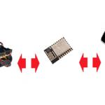 Esp8266 arduino передача данных