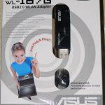Asus wl 167g v3 что это