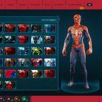 Marvel spider man ps4 костюмы