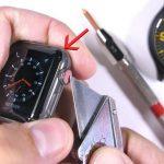 Apple watch series 4 сапфировое стекло