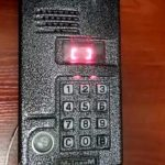 Metacom домофон код открытия