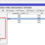 Mikrotik подключение к vpn серверу