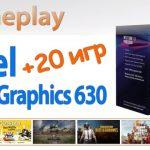 Intel hd graphics 630 geforce gtx 1050