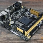 Asus am1i a mini itx