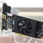 Gigabyte geforce gt 710 обзор