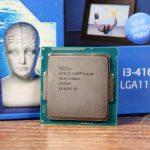 Cpu intel core i3 4160