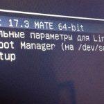 Linux mint uefi установка