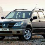 Mitsubishi outlander первого поколения