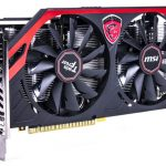 Msi geforce gtx 750 ti 2gb характеристики