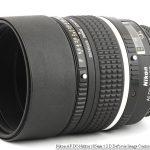 Nikon 105mm f 2d af dc nikkor