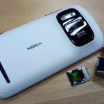 Nokia 808 pureview фото с камеры