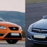 Opel astra h или ford focus 2