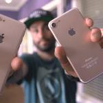 Iphone 7 plus foto