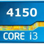 Cpu intel core i3 4150