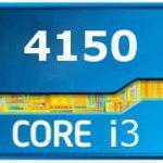 Cpu intel core i3 4150