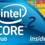 Intel core 2 duo 2ghz