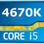 Intel core i5 4670k характеристики