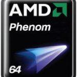 Amd phenom 9750 quad core